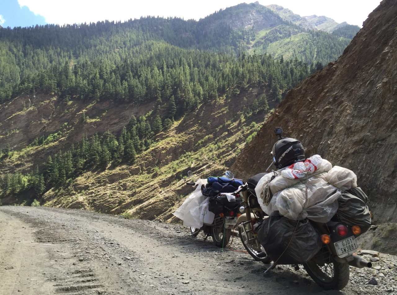 Ride of a Lifetime…Trip of Leh-Ladakh, the heaven on Earth.