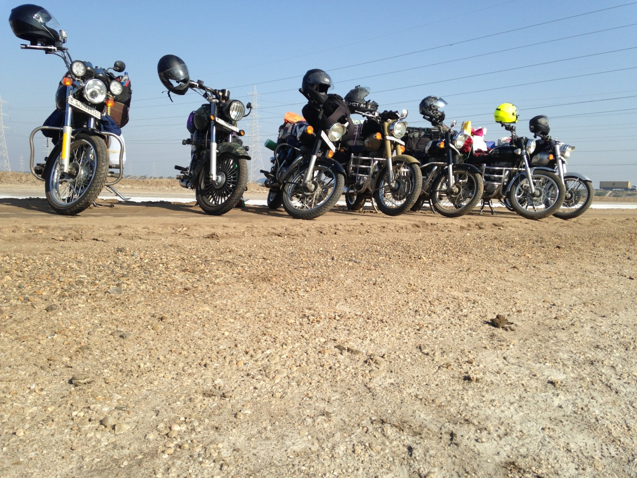 Ride to Mandvi and Rann of Kutch…Gujarat