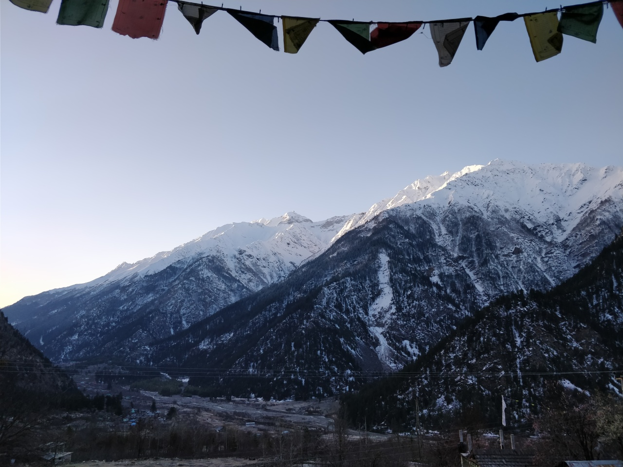 Journey to the Magical Land- Spiti, HP Day 3 : Sangla