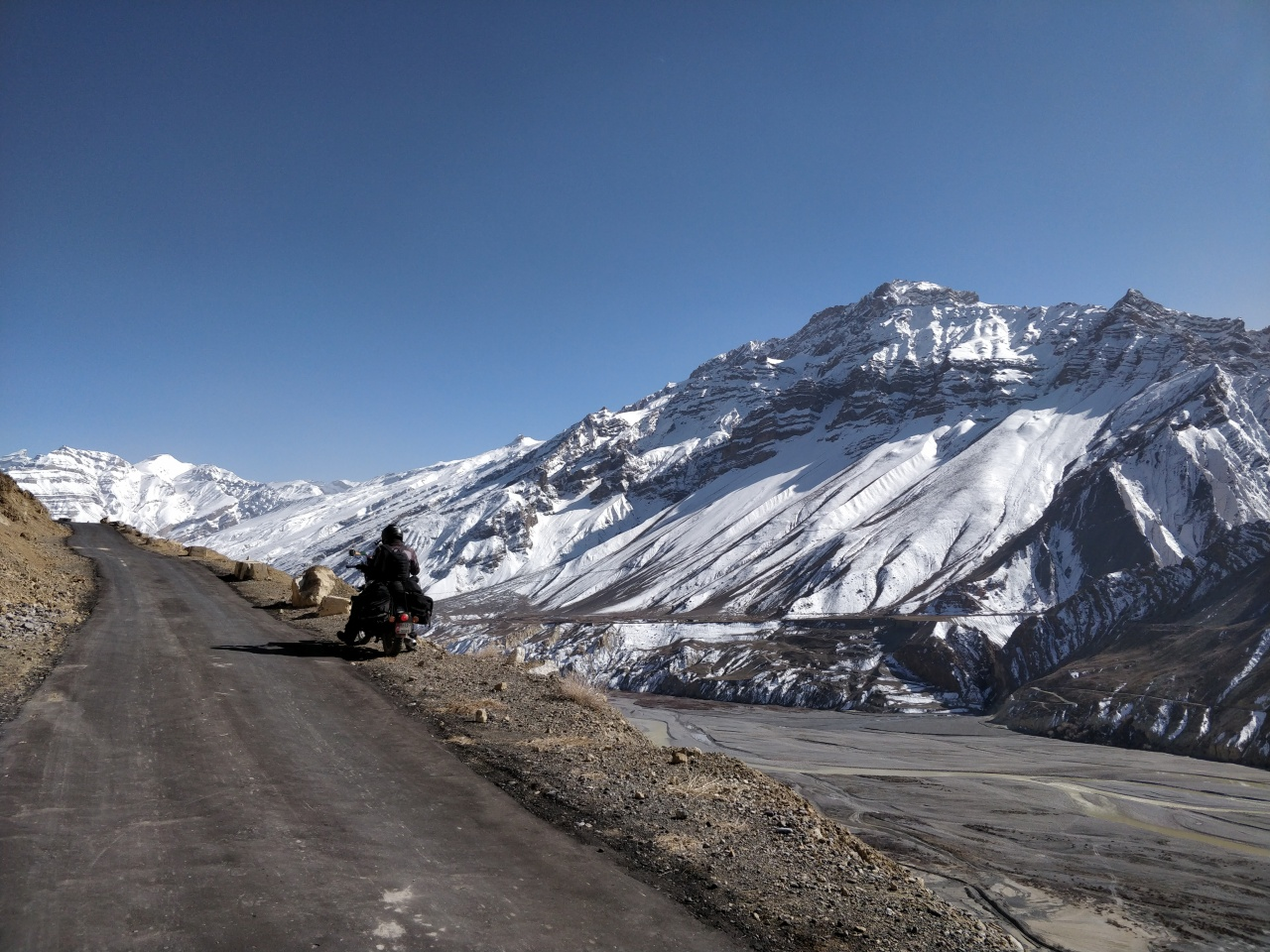 Journey to the Magical Land- Spiti, HP Day 5 : Pooh-Kaza