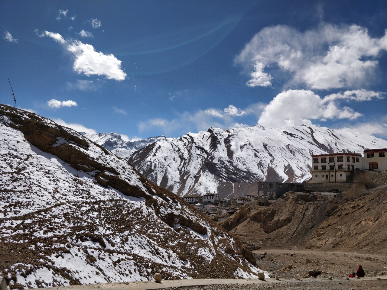 Journey to the Magical Land- Spiti, HP Day 7 : Kaza-Chicham-Kibber-Kaza