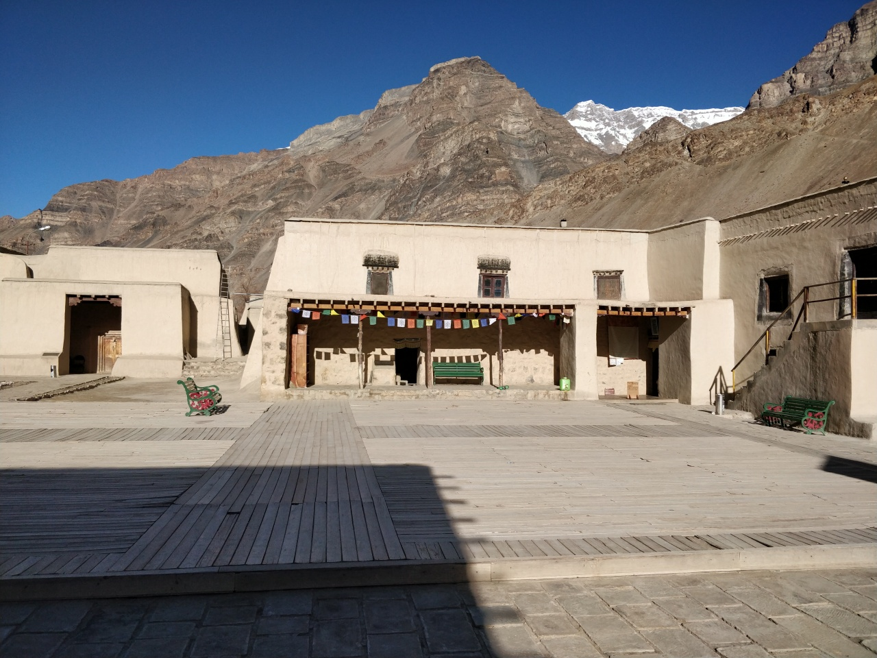 Journey to the Magical Land- Spiti, HP Day 9 : Tabo-Nako