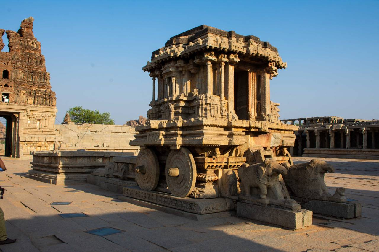 Don't Worry, be Hampi!!