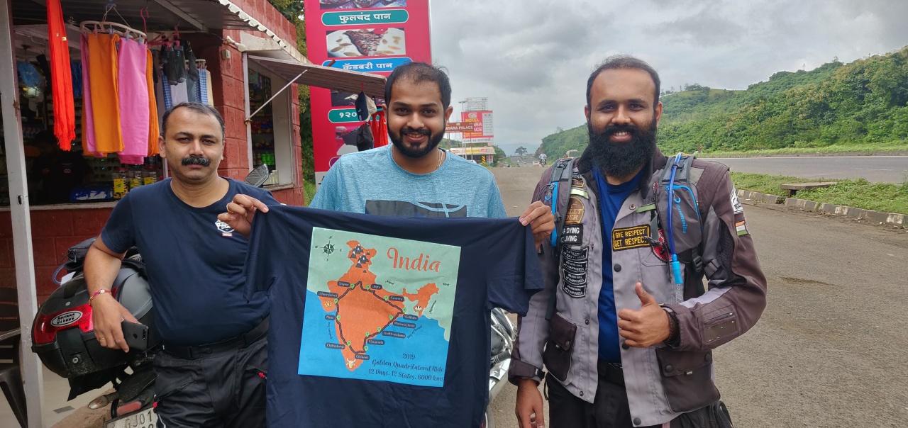 Day 1: Pune –Davangere