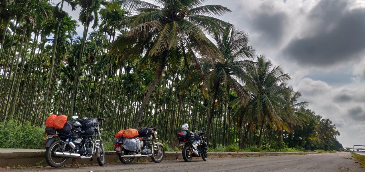Day 2: Davangere –Chennai