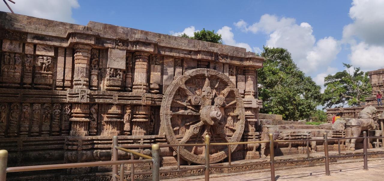 Day 6: Puri – Konark –Bhubaneshwar