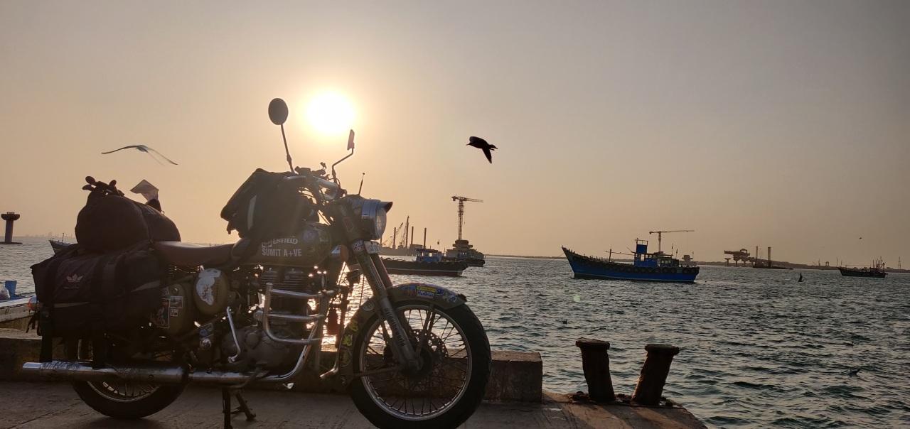 Coast to Coast 2021: Morbi toPorbandar